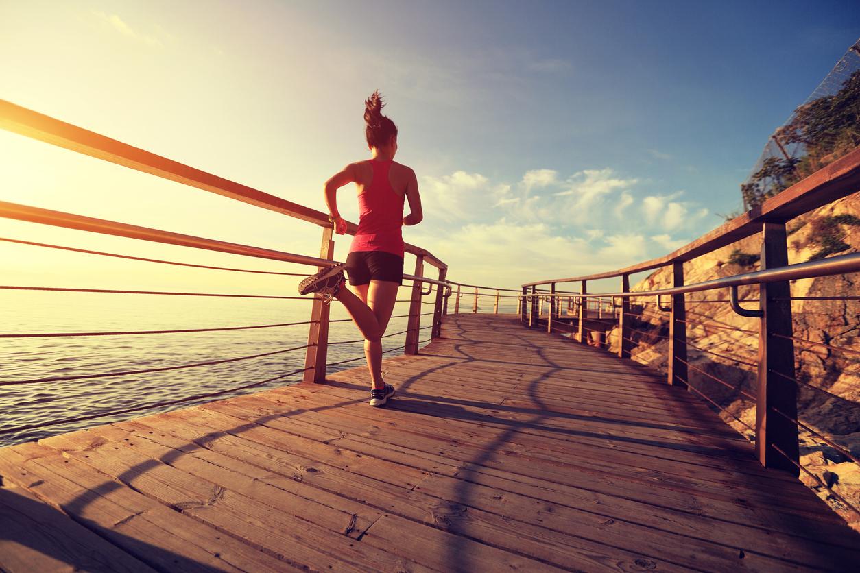 outine du 10 exercices pour vous échauffer