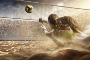 Conseils pour une saison de volleyball de plage sans douleur