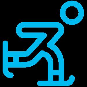 Logo patinage-vitesse